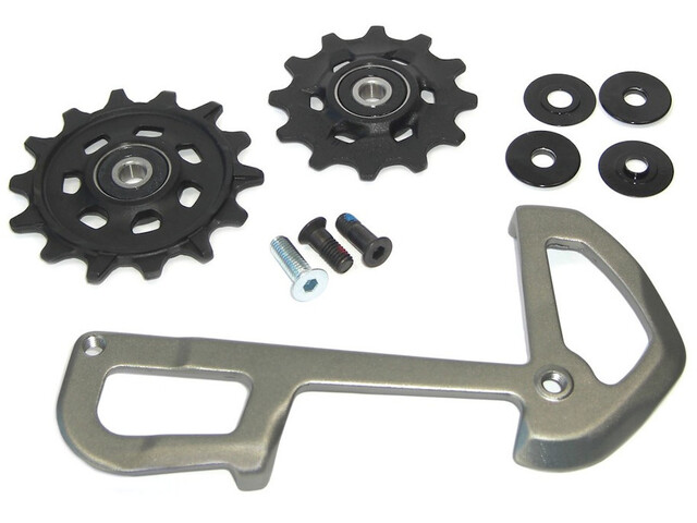 SRAM X01 Binnenkooi/Pulleys voor Achterderailleur 12-speed, grey